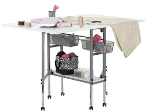 Sewing table - craft table - foldable for Sale in Austin, TX