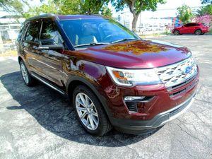 2018 Ford Explorer XLT for Sale in Fort Lauderdale, FL