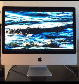 "Silver iMac 24"" for Sale in Columbia, MO"