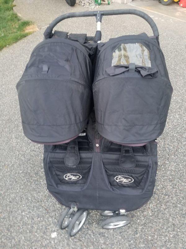 Citi select double stroller