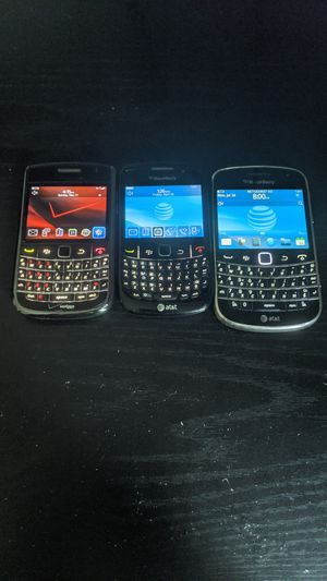 Blackberry Phones for Sale in Germantown, MD