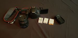 Canon T5i with kit lens ready to go! for Sale in Phoenix, AZ