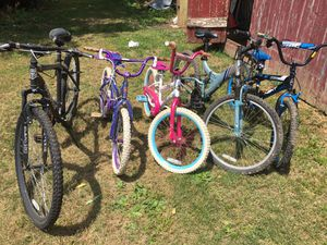 Bicycles for sale - all sizes for Sale in Groveport, OH