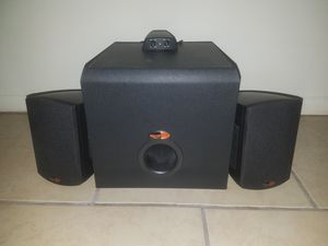 Klipsch ProMedia Computer speakers for Sale in Largo, FL