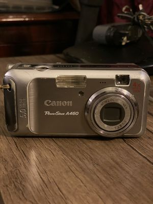 Canon Powershot A460 Digital Camera | 5.0 M/P | Used for Sale in The Bronx, NY