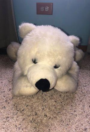 Polar bear stuffed animal for Sale in Joliet, IL