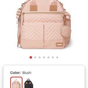 Suite By Skip Hop Pink Diaper Backpack for Sale in La Mirada, CA