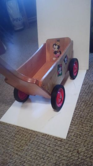 Vintage Animaniacs toddler push cart for Sale in North Royalton, OH