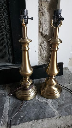 2 lamps for Sale in Nashville, TN