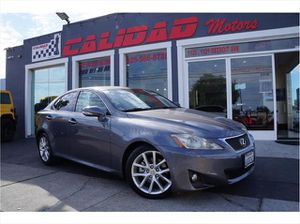 2012 Lexus Is 250 for Sale in Concord, CA