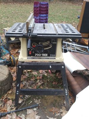 Table saw for Sale in Terre Haute, IN