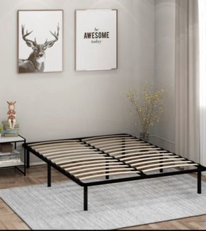 Queen bed frame for Sale in Herndon, VA