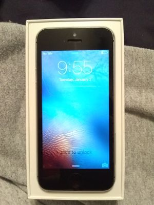 AT&T iPhone 5s for Sale in Philadelphia, PA