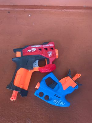 Two nerf guns for Sale in Miami, FL