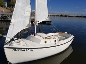 Compact 16 Sailboat, New Sails for Sale in Chandler, AZ