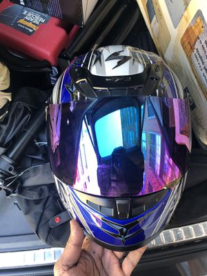 Scorpion Exo Motorcycle Helmet size XL for Sale in Queens, NY