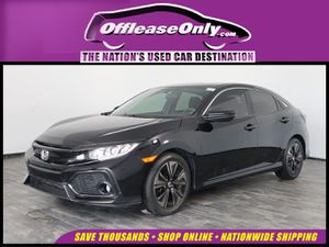 2017 Honda Civic Hatchback for Sale in West Palm Beach, FL