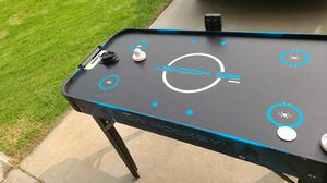 Air hockey table for Sale in Lake Elsinore, CA