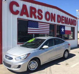 2014 Hyundai Accent for Sale in Deer Park, TX