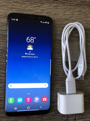 🌟Unlocked Samsung Galaxy S8 ~64gig~ AT&T, T-Mobile, MetroPCS for Sale in Costa Mesa, CA
