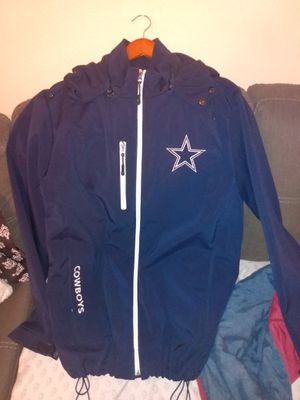 NFL cowboys hoodie jacket for Sale in The Colony, TX