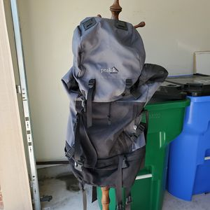 Internal frame hiking backpack for Sale in Manor, TX