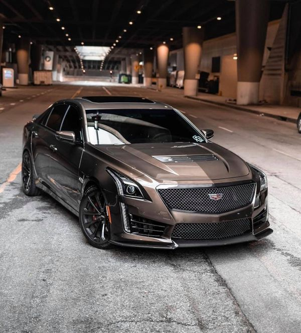 The 2019 Cadillac Cts V Will Be One Of The All Time Greats: 2019 CADILLAC CTS-V PEDESTAL EDITION For Sale In Bellevue