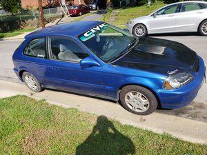 97 Honda Civic hatchback for Sale in Rockville, MD