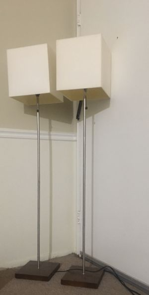Floor lamps for Sale in Riverdale, MD