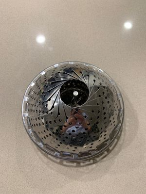 Stainless Steamer Basket for Sale in Redwood City, CA