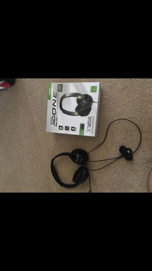 Turtle Beach Xbox One Headset for Sale in Cary, NC