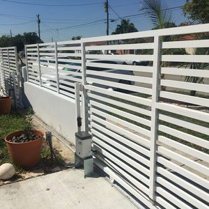 Motor fence solutions for Sale in Hialeah, FL