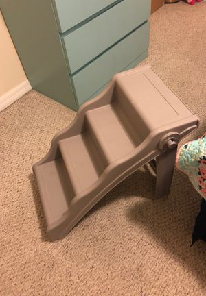 Plastic dog stairs for Sale in Miami, FL