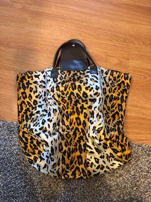Leopard tiger King purse bag for Sale in Washington Township, NJ
