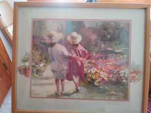 Framed picture for Sale in US