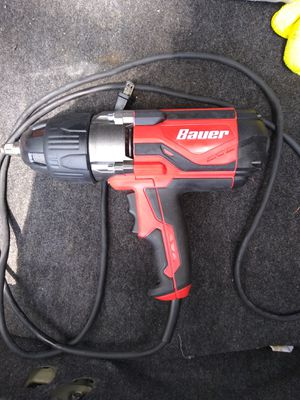 Bauer Impack wrench electric for Sale in Tampa, FL
