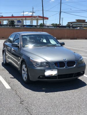 2007 BMW 525xi for Sale in Silver Spring, MD