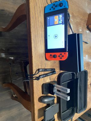 Nintendo Switch Bundle for Sale in Dallas, TX