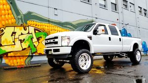 2009 Ford F350 Superduty Crew Cab 4X4 - Built, Lifted, 22's, & More! for Sale in Portland, OR