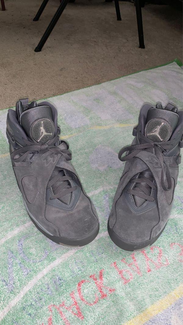 Jordan retro 8s