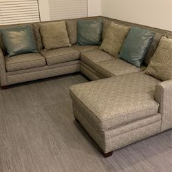 Robb And Stucky 3 Piece Sectional for Sale in Land O Lakes,  FL