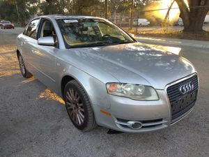 2006 audi A4 sedan turbo 4 doors for Sale in Tampa, FL