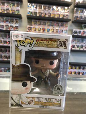 Indiana Jones Funko Pop Disney Park Exclusive for Sale in Torrance, CA