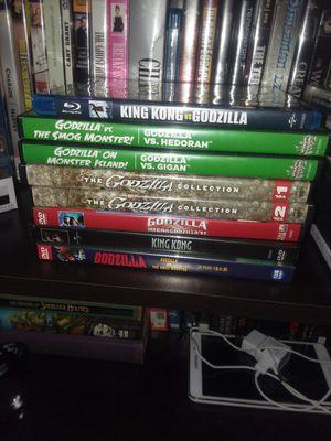 Godzilla and King Kong Movies for Sale in Maricopa, AZ