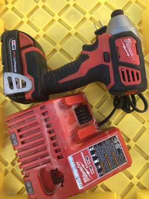 Impact drill set for Sale in Joint Base Lewis-McChord, WA