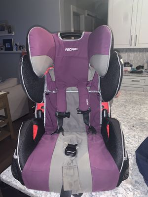 Recaro Hero children's car seat $240 new for Sale in Chapel Hill, NC