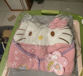 Hello Kitty Hooded Baby Wrap Blanket for Sale in St. Petersburg,  FL