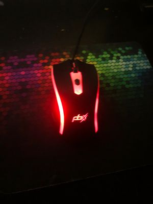 Light up gaming mouse for Sale in Lantana, FL