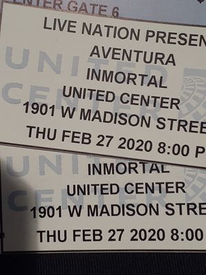 Aventura tickets for Sale in Melrose Park, IL