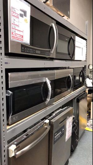 Microwaves over the range starting at $129 for Sale in Oakland, CA